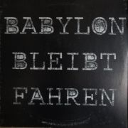 V/A - Babylon Bleibt Fahren LP Not On Label EX- (TARJOUS)