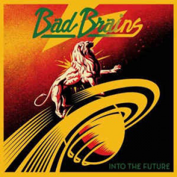 BAD BRAINS - Into the future LP Megaforce UUSI