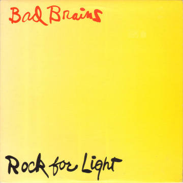 BAD BRAINS - Rock For Light LP PVC UUSI