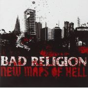 BAD RELIGION - New Maps of Hell LP UUSI Epitaph