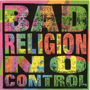 BAD RELIGION - No control CD REMASTERED
