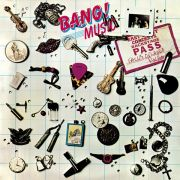 BANG - Music LP Svart BLACK (TARJOUS)
