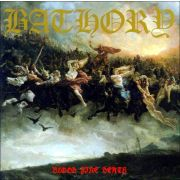 BATHORY - Blood fire death CD