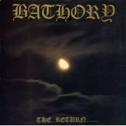 BATHORY - The return....CD