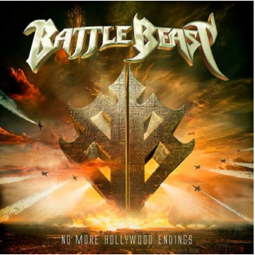 BATTLE BEAST - No More Hollywood Endings CD LTD DIGI