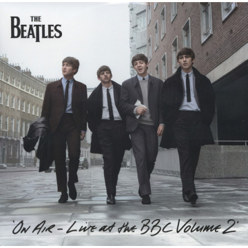 BEATLES - On air - live at the BBC volume 2. 3LP Universal UUSI