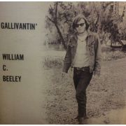 WILLIAM C. BEELEY - Gallivantin' LP UUSI Tompkins Square