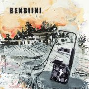 BENSIINI - R LP Full Contact UUSI LTD 150 CLEAR