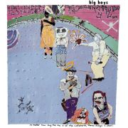 BIG BOYS - No matter how long the line is LP Modern Classics UUSI