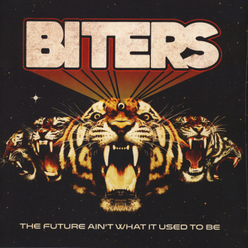 BITERS - The Future Ain't What It Used To Be LP UUSI Earache