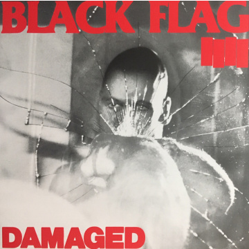 BLACK FLAG - Damaged LP UUSI SST Records USA