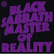 BLACK SABBATH - Master Of Reality LP UUSI BMG Sanctuary