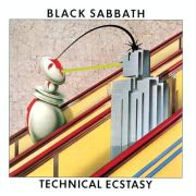 BLACK SABBATH - Technical Ecstasy CD