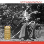 BLIND GARY DAVIS - Pure Religion and Bad Company LP UUSI Dol