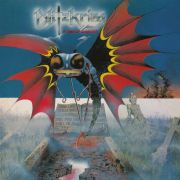 "BLITZKRIEG - A Time of Changes LP+10"" UUSI LTD SILVER"