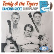 TEDDY & THE TIGERS - Dancing Shoes - The Complete Masters 3CD