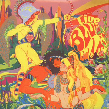 BLUES PILLS - Live 2LP NB UUSI