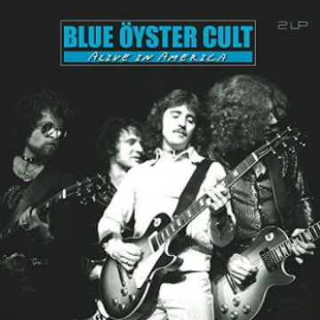 BLUE ÖYSTER CULT - Alive in America 1981 2LP UUSI Sound Factory