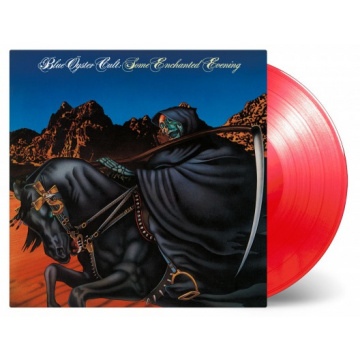 BLUE ÖYSTER CULT - Some Enchanted Evening LP UUSI Music on Vinyl LTD 1500 numbered on transparent red vinyl