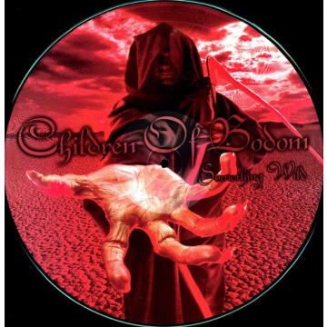 CHILDREN OF BODOM - Something Wild PICTURE LP LTD NUMBERED Fontana