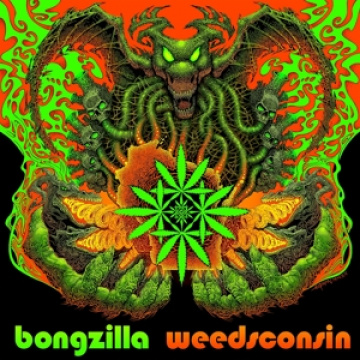 BONGZILLA - Weedsconsin LP UUSI Heavy Psych Sounds Records