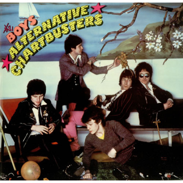 BOYS - Alternative chartbusters LP Fire Records UUSI