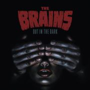 BRAINS - Out In The Dark LP Stomp UUSI