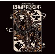 BRANT BJORK - Mankind Woman LP UUSI Heavy Psych Sounds LTD SPLATTER