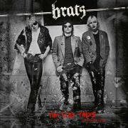 BRATS - The Lost Tapes - Copenhagen 1979 LP UUSI LTD SPLATTER