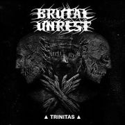 BRUTAL UNREST - Trinitas LP  Hammerheart Records