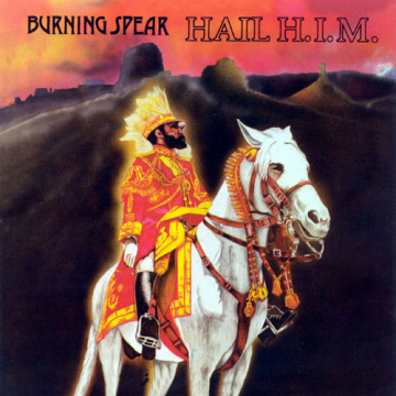 BURNING SPEAR - Hail H.I.M. LP UUSI Music On Vinyl