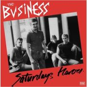 BUSINESS - Saturdays Heroes LP UUSI Daily Records