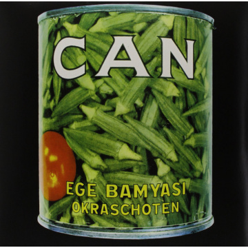 CAN - Ege Bamyasi LP UUSI LTD GREEN VINYL Mute
