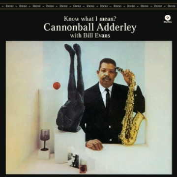 ADDERLEY CANNONBALL - Know What I Mean LP UUSI WaxTime