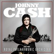JOHNNY CASH - Johnny Cash and the Royal Philharmonic Orchestra LP UUSI Sony