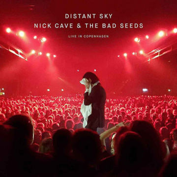 "NICK CAVE & THE BAD SEEDS - Distant Sky (Live In Copenhagen) 12"" EP UUSI"