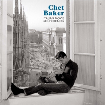 CHET BAKER - Italian Movie Soundtracks LP UUSI WaxTime