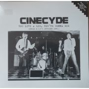 CINECYDE - You Live A Lie You're Gonna Die - singles 77-80 LP Hate UUSI