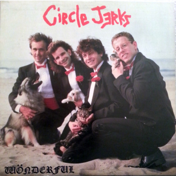 CIRCLE JERKS - Wonderful CD