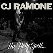 CJ RAMONE - The Holy Spell LP UUSI Fat Wreck