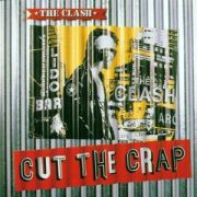 CLASH - Cut the Crap CD