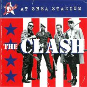 CLASH - Live At Shea Stadium LP UUSI Sony