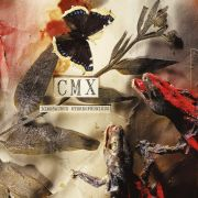 CMX - Dinosaurus stereophonicus 3LP CLEAR/BLOOD RED MARBLED vinyl Svart Records