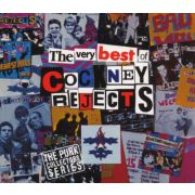 COCKNEY REJECTS - Very Best Of CD