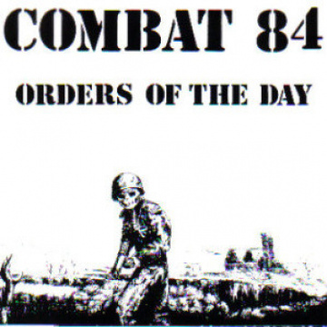 COMBAT 84 - Orders Of The Day LP UUSI Step