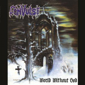 CONVULSE - World Without God – Extended Edition 2LP RED VINYL Svart Records