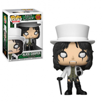 FUNKO POP! ROCKS - Alice Cooper #68