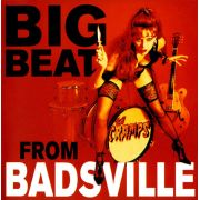 CRAMPS - Big beat from badsville CD