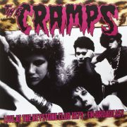 CRAMPS - Live At The Keystone Club 1979 - fm broadcast LP EggRaid