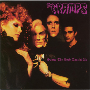 CRAMPS - Songs the lord taught us CD